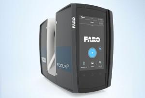 Laser Scanner Faro Focus S70 utilizzato dal nostro Studio